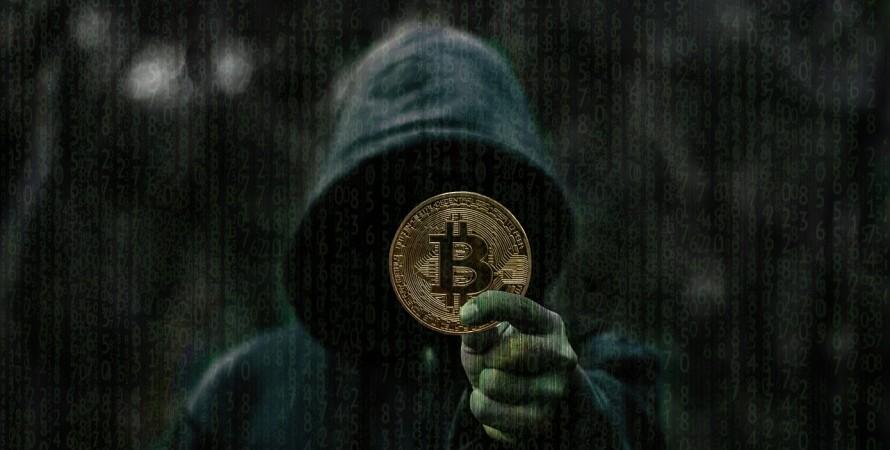 біткоіни, хакер