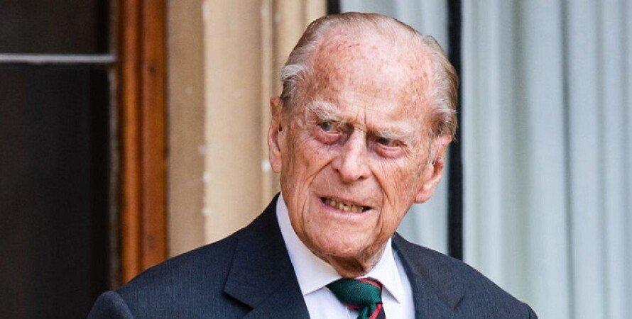 Принц Филипп, Великобритания, Похороны, Королевская семья