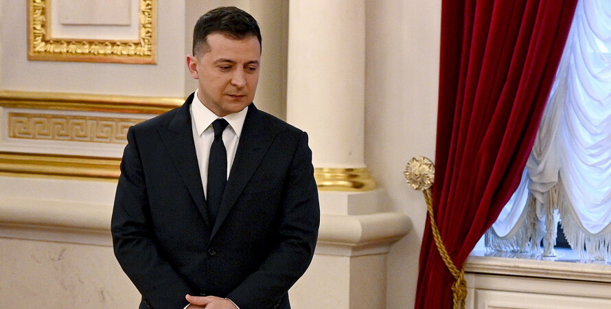 Владимир Зеленский, президент, Украина