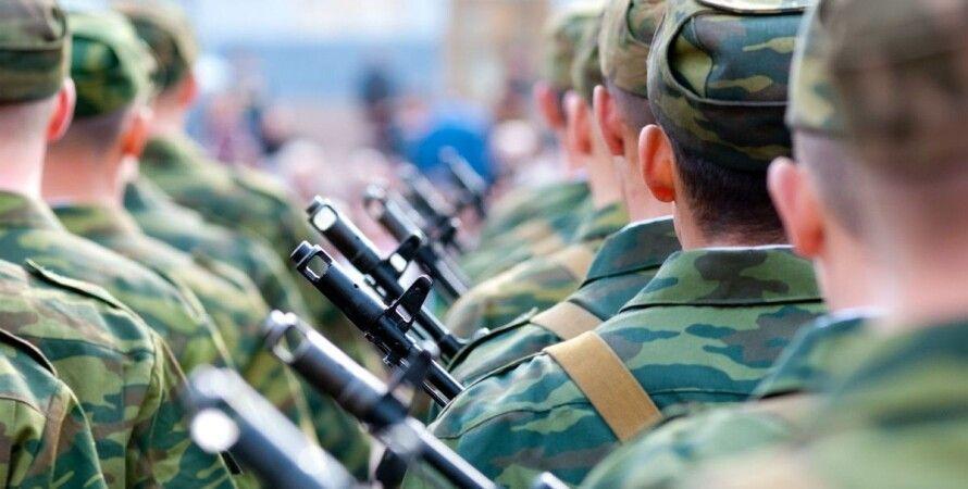призыв в армию, Крым
