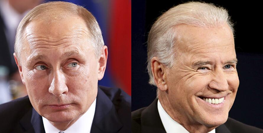 Путин, Байден, убийца, интервью, байден назвал путина убийцей