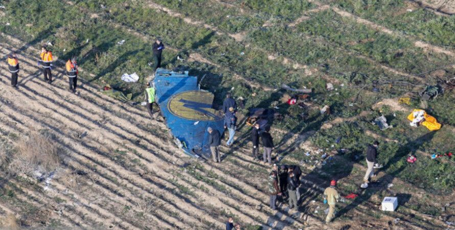 отчет, иран, авиакатастрофа мау, крушение самолета мау, самолет мау