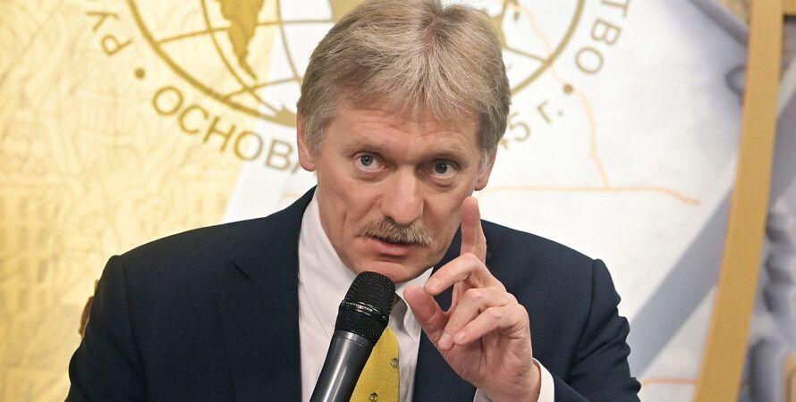 пісків про санкції, в росії про санкції