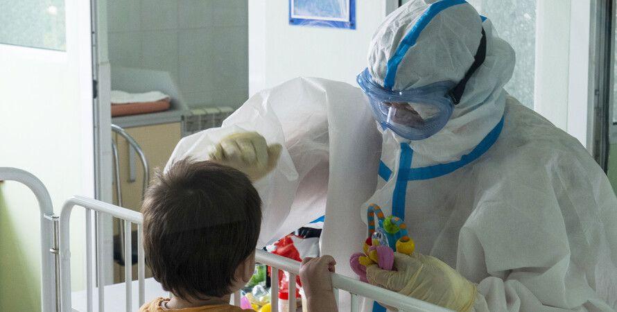 Ребенок, дети, больница