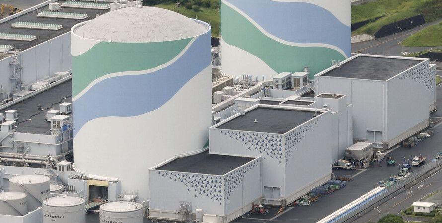Япония, АЭС, Сэндай, энергоблок