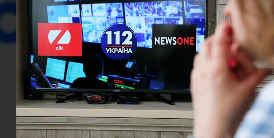 ZiK, NewsOne, 112, Youtube заблокировал, закрыл, Медведчук, санкции против Медведчука, ютуб заблокировал