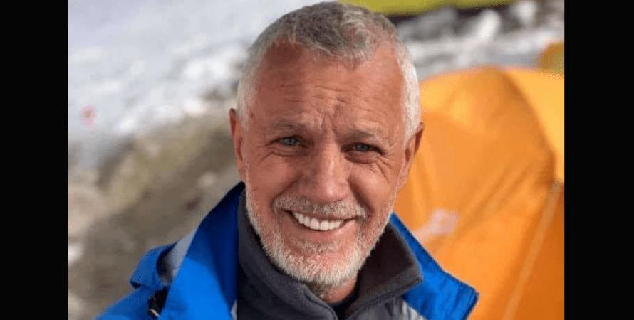Анатолий Мрачковский, альпинист, фото