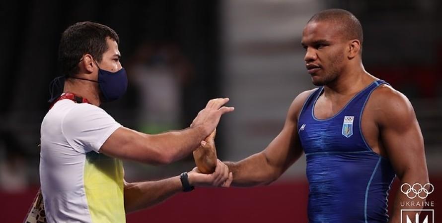 Жан Беленюк, Олимпиада-2020, греко-римская борьба