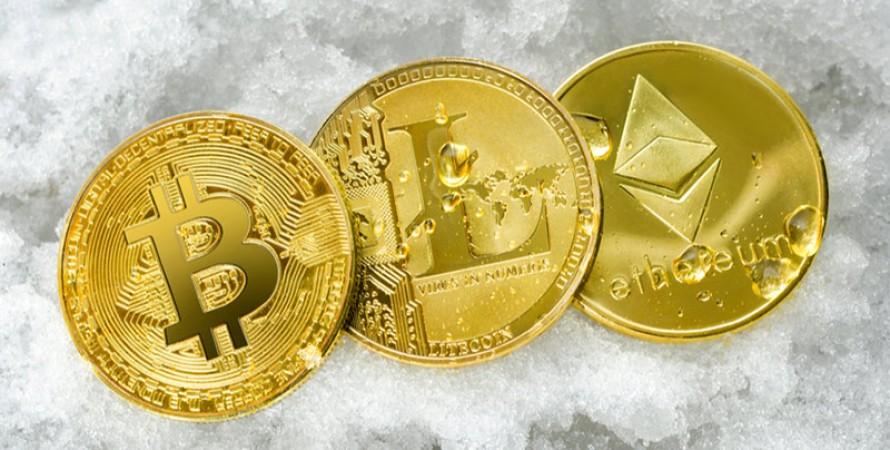 криптовалюты, биткоин, эфириум, биржа, падение, фото, биткоин рухнул