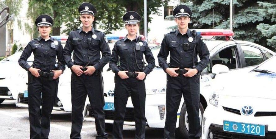Полицейская патрульная служба Киева / Фото: Facebook