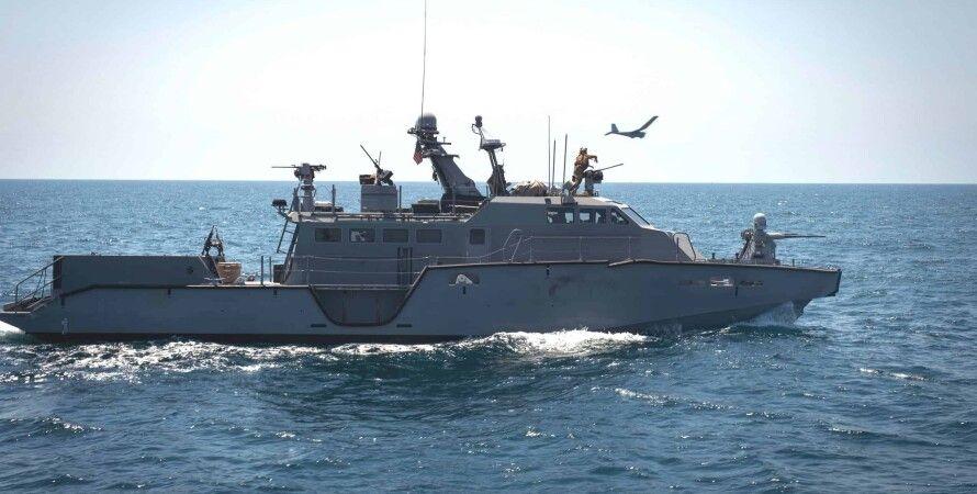 mark mk vi, катера, новые катера для всу, москитный флот, катер mark mk vi, сша, помощь сща, военная помощь