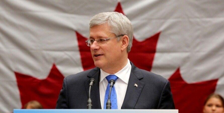Стивен Харпер / Фото: пресс-служба премьер-министра Канады