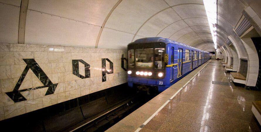 Киевский метрополитен, Метро, Новогодняя ночь, Фуникулер, Безопасность