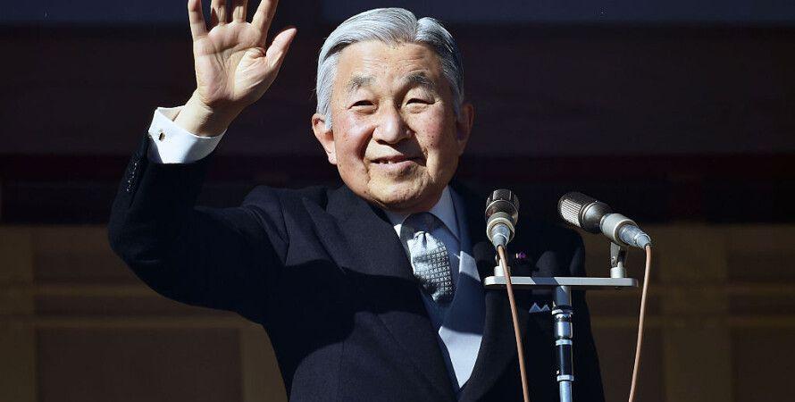 Император Акихито / Фото: Jun Sato/Getty Images