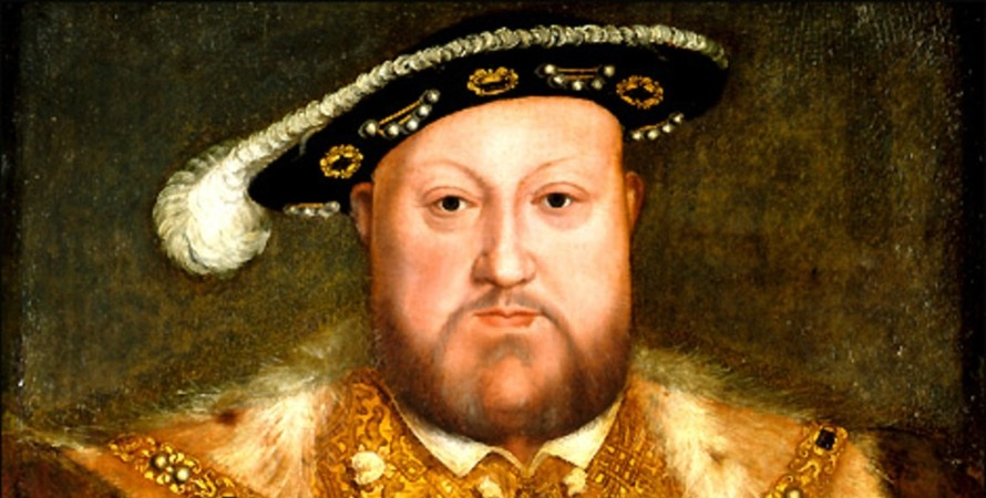 Золотий соверен Генріха VIII, золота монета