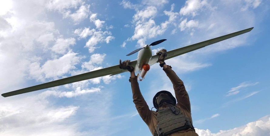 новый беспилотник skyfist