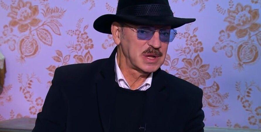 Михаил Боярский, актер, музыкант