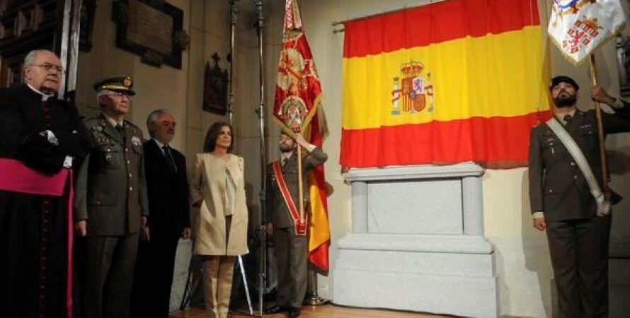 Похороны Мигеля Сервантеса / Фото: AP