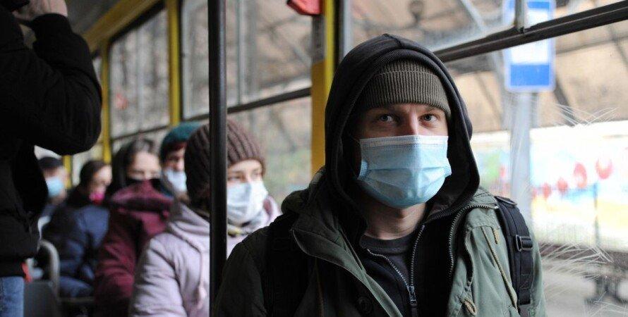 коронавирус, люди, транспорт, фото
