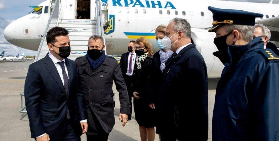 визит украинского президента в польшу