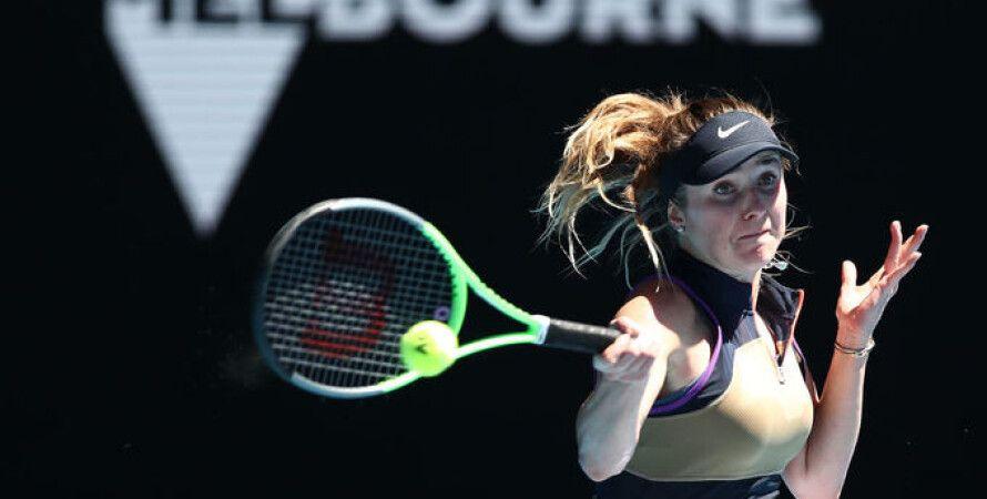 теніс, перемога, Мельбурн, australian open, Еліна Світоліна, Юлія Путинцева