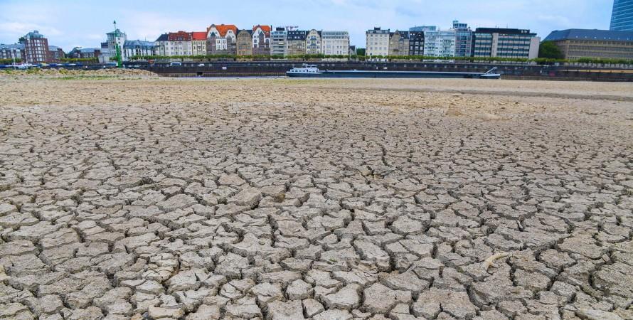 засуха, изменения климата, лето 2021