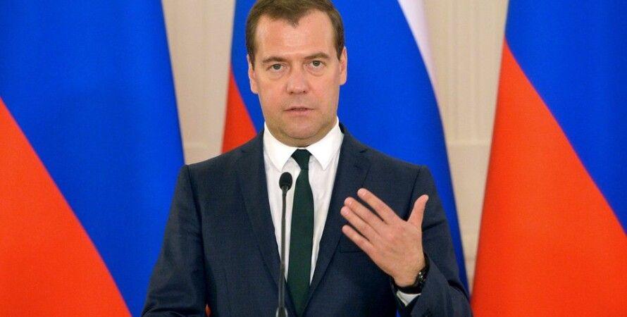 Дмитрий Медведев / Фото пресс-службы правительства России