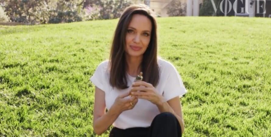 Анджелина Джоли, актриса, Vogue, интервью