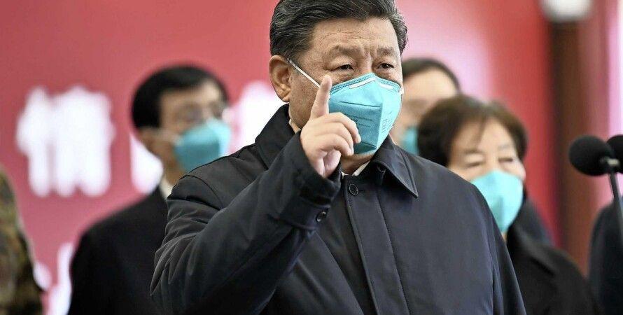 Президент Си Цзиньпин. Фото: The Globe Post