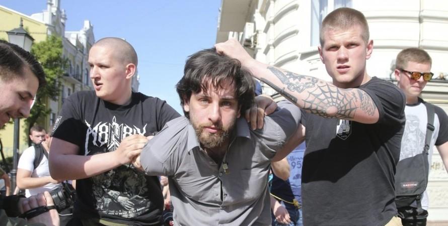 задержание боевика в бразилии