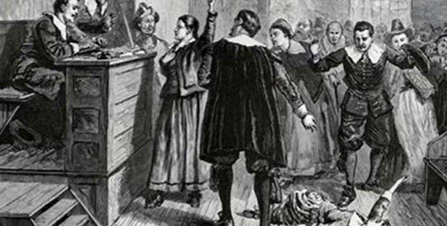 ведьма, инквизиция, церковь