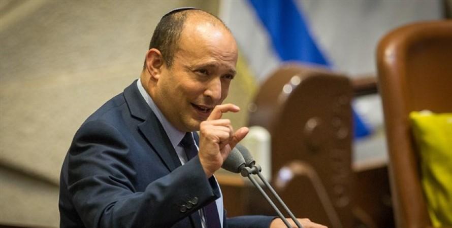 Нафтали Беннет, ультранационалист, премьер-министр израиля