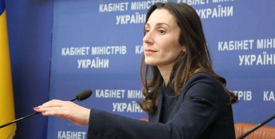 Эка Згуладзе / Фото: Ирина Стельмах, Радио Свобода