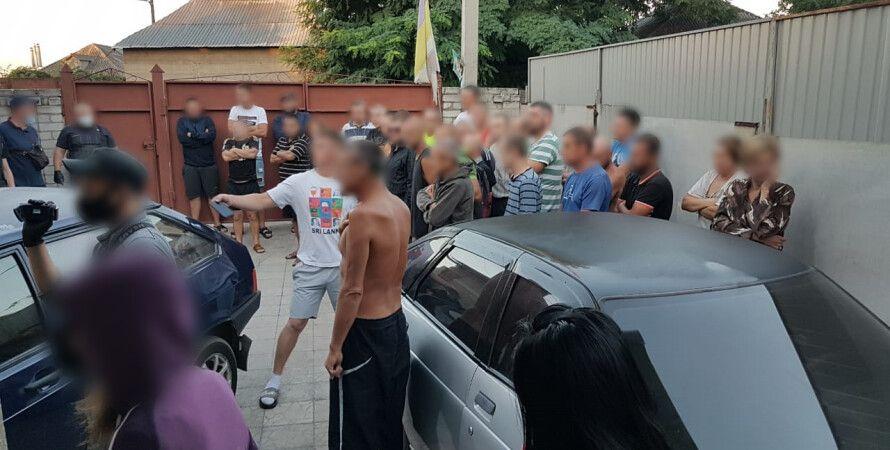Поліція, реабілітаційний центр, Дніпро