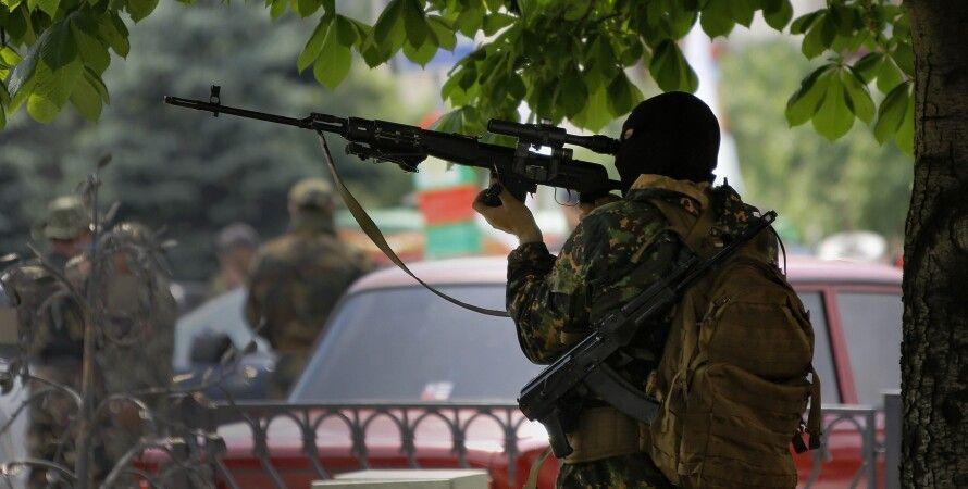 Боец АТО / Фото: Reuters