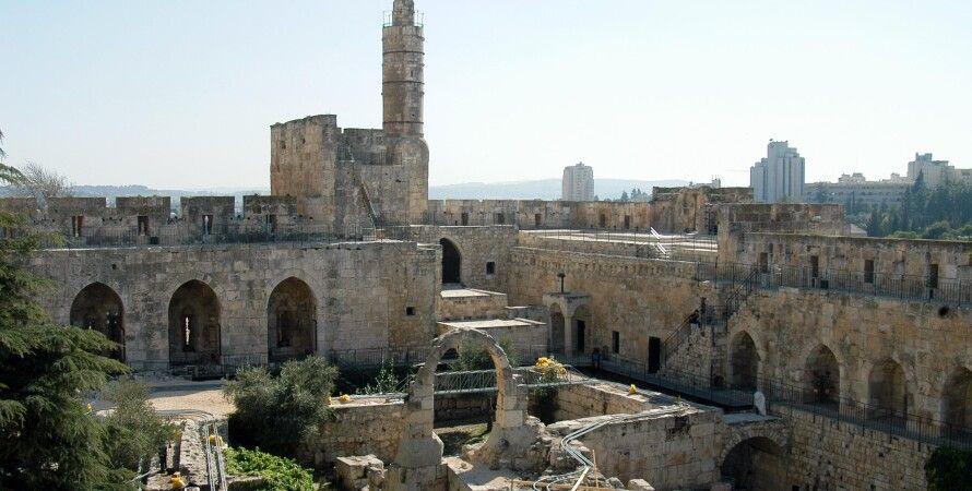 Вежа Давида, музей, Єрусалим, фото, артефакт
