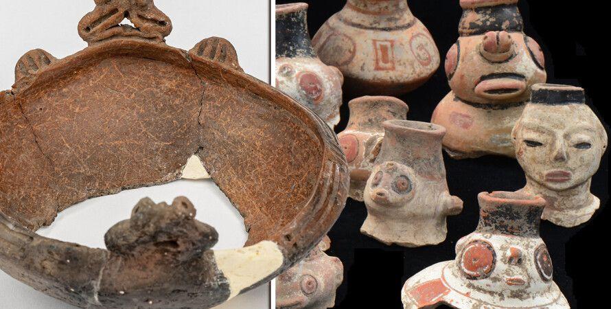 древние жители, керамика, ДНК