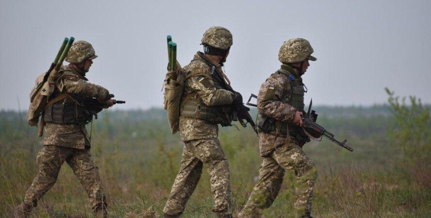 всу, армия, хомчак, донбасс