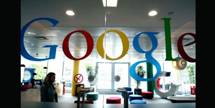 google, здание, логотип, фото