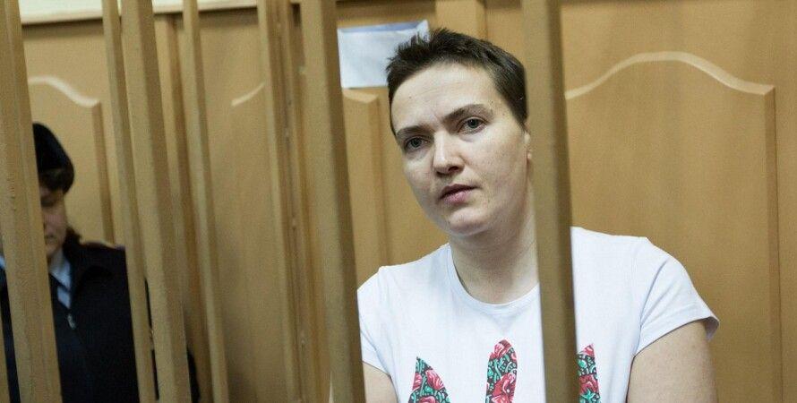 Надежда Савченко / Фото: censor.net.ua