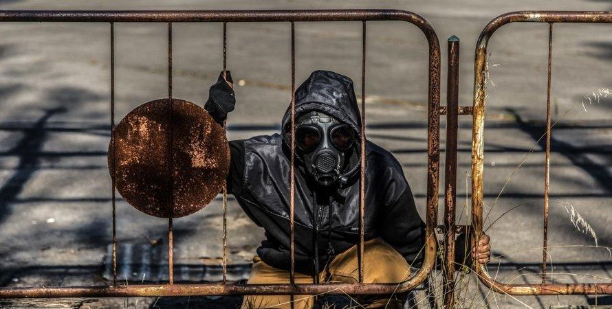 Чернобыль, зона отчуждения, фотосессия в Чернобыле, 10 клипов из Зоны отчуждения