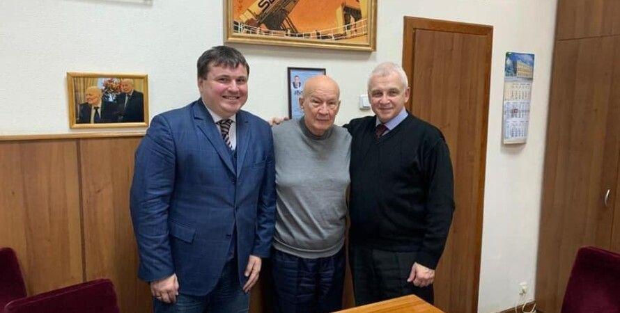 Укроборонпром, Юрий Гусев, Наблюдательный совет, Владимир Горбулин