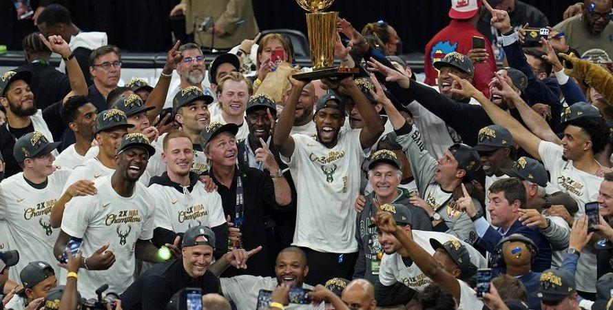 Милуоки, НБА