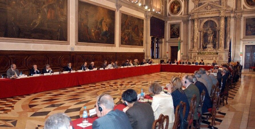Заседание Венецианской комиссии / Фото: venice.coe.int