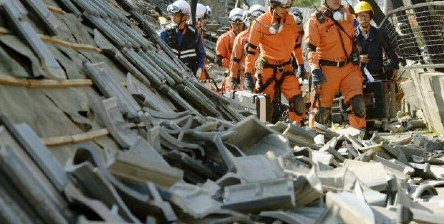 Последствия землетрясения в Японии / Фото: Reuters