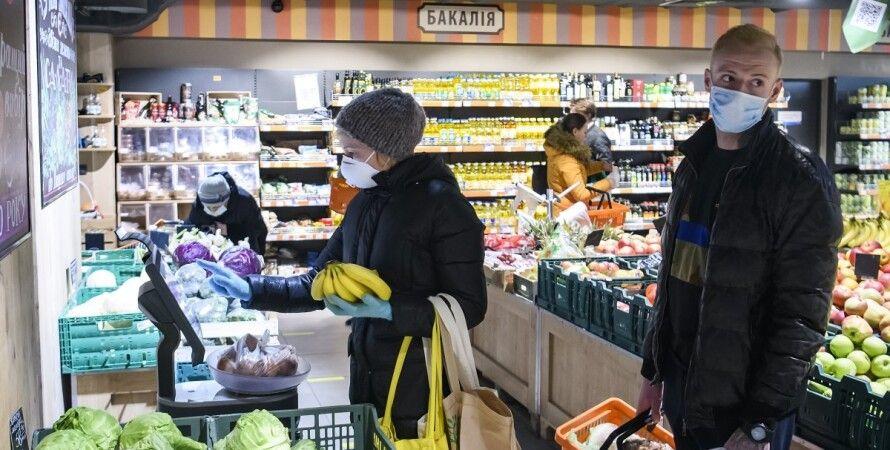 супермаркет, магазин, цены, инфляция, фото