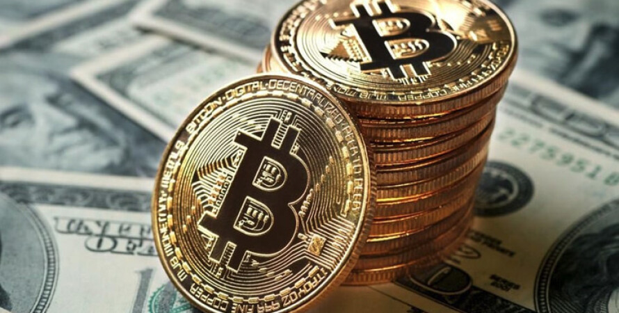 Біткоіни, Bitcoin, криптовалюта