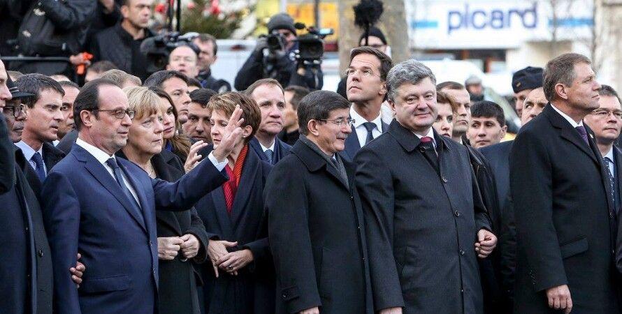 Петр Порошенко / Фото пресс-службы президента Украины