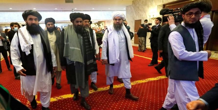 Талібан, терористи Талібан, Талібан в Росії