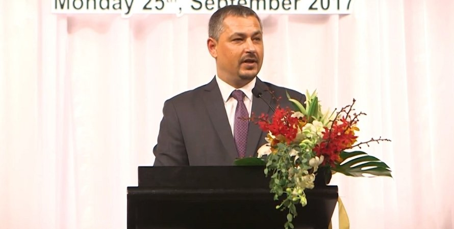 Андрей Бешта, посол, Украина, Таиланд